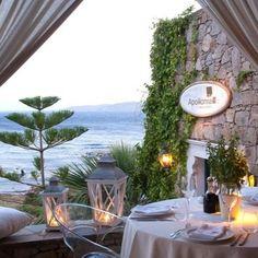 Apollonia Hotel & Resort Mykonos Town, Greece property Resort Villa home restaurant cottage hacienda mansion backyard
