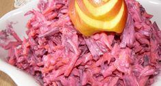 Céklasaláta /vitamin bomba/   APRÓSÉF.HU - receptek képekkel