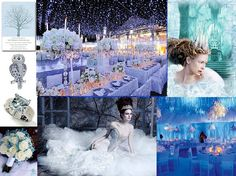 Get Inspired: This Narnia-inspired winter wedding idea will definitely make any woman feel like the regal Ice Queen--but with a heart, of course! Winter Wedding Decorations, Winter Weddings, Wedding Themes, Wedding Ideas, Plan Your Wedding, Wedding Planning, Party Planning, Renewal Wedding, Wedding Consultant