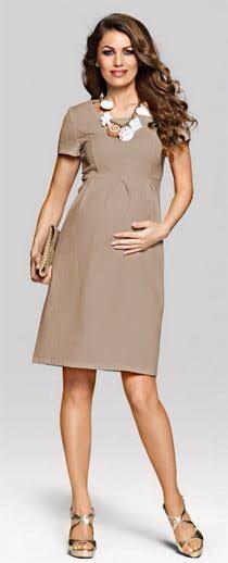 Lindo vestido de maternidad                              …