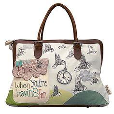 Wagtail Weekend Bag