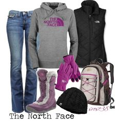 Love the North Face! =)