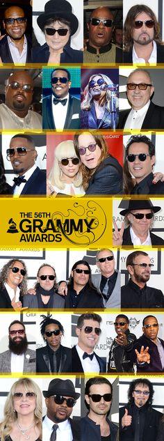 Eyewear-Lovin' Stars Light Up the Grammys: http://eyecessorizeblog.com/?p=5460