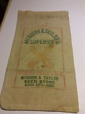 McGuirk & Taylor Superior Hybrid Sioux City, Iowa