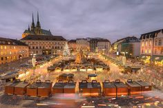 Another amazing Christmas Market, this time in the Czech Republic's second largest city. Is Brno on your itinerary? Central Europe, Amazing Destinations, Czech Republic, Prague, Paris Skyline, Beautiful Places, World, Travel, Instagram