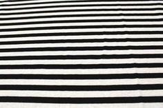 Striped t-shirt jersey cotton
