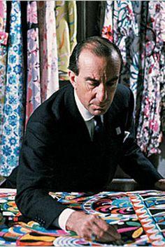 Designer: Emilio Pucci (1950-1990)