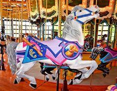 Woodland Park Zoo Carousel
