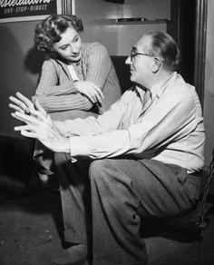 Barbara Stanwyck AND Fritz Lang