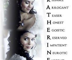 TVD -- Katherine Pierce// Katerina Petrova