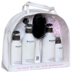 Balmain Beauty Bag; Complete hair program for home!