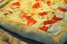 The Small Things Blog: Homemade Pizza Dough