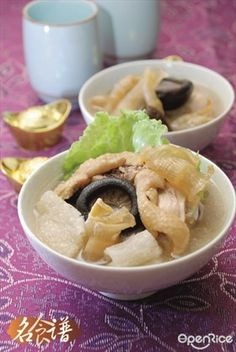 Fish maw is one of the precious ingredient among the Chinese cuisine.It can be grouped as seafood and rich in protein.Fish Maw with Bamboo Fungus Chicken Soup is definitely a best dish to enjoy for. 花