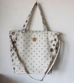 Handmade Shipping Bag Ramie Cotton Should Bag by Mingxiastore