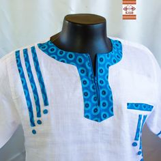 African Shirts For Men, African Attire For Men, African Tops, African Clothing For Men, African Print Fashion, African Wear, Couples African Outfits, African Dresses Men, Latest Kurta Designs