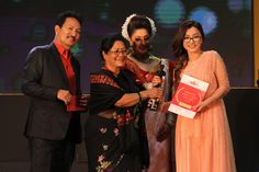 kamana film award_best actress_namrata