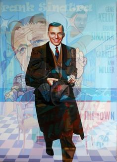 Frank by Stuart McAlpine Miller from the Savoy Collection