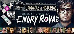 Cresta Metálica Producciones » El director audiovisual ENDRY ROVAZ participará con Cámaras Vs. Historias en Festival ELCO 2014