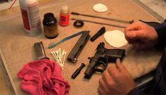How To Clean A Gun | Cleaning Tips & Tricks by Gun Carrier at https://guncarrier.com/how-to-clean-a-gun-cleaning-tips-tricks