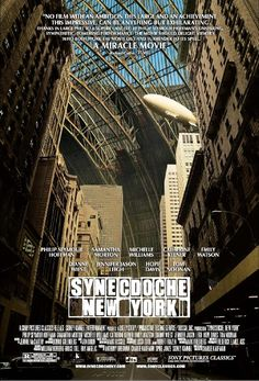 A film about a man that makes a life size play of New York.