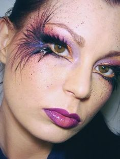 Extreme Makeup Looks | http://makeupbyrisa.blogspot.com/