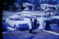 Alter boys with old old cars!