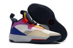 cef4aed8703 Air Jordan 33 High Visible Utility Sneakers Men s Basketball Shoes  Basketball Sneakers