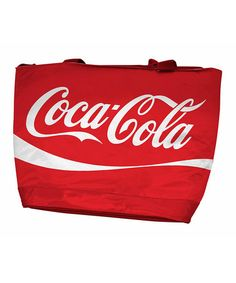 Take a look at this Tote Bag by Coca-Cola on #zulily today!
