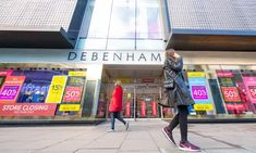 Boohoo 'set to buy' Debenhams' online business for £50m | Debenhams | The Guardian Philip Green, High Street Stores, Financial Times, Oxford Street, Jd Sports, Supply Chain, Leicester, Department Store