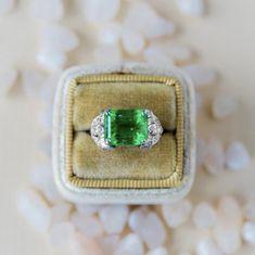 Dejting vintage ringar