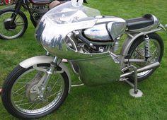 A 1957, 250cc, Moto Parilla Road Race Special