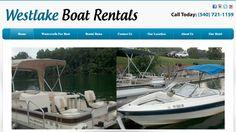 Westlake Boat Rentals offers boat rentals & jet ski rentals for Smith Mountain Lake VA.  http://westlakeboatrentals.com/