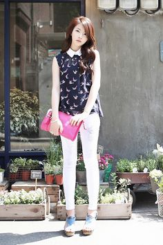 Ulzzang Fashion Summer Women s Fashion