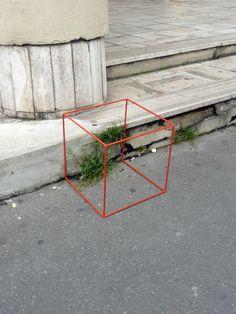 kind of urban gardening: greenhouses
