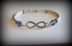 Infinity Bracelet Infinity Symbol Jewelry by beadedjewelryforyou, $24.99