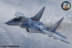 MiG-29 | Mig 29 Aviation-photocrew.com aviation photography on the edge