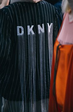 DKNY SS17 NYFW Womenswear Dazed