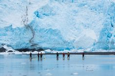 In this Shop Talk feature, the owner of Liquid Adventures talks about his glacial SUP tours in Alaska and the challenges of paddling in the cold.