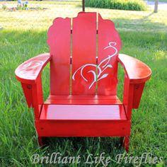 Child Adirondack Chair