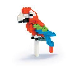 Ara Macao - Les Nano Block, ce sont presque comme des LEGO, mais c'est plus hype et très design ! Ils sont plus petits et prennent des formes chouettes et tendance : instruments de musique, animaux sauvages, personnages et même des monuments historiques du monde entier composent la collection Nano Block. Ces Nano Block vous transportent dans votre enfance alors n'attendez plus, laissez parler votre imagination !