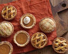 A mini pie maker. 4 pies in 8 minutes. Yum!