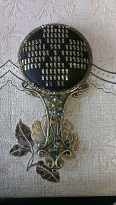 Tennis Racket, Hand Embroidery, Diy And Crafts