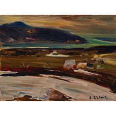 Paul Le Printemps Cont Des x 16 Oil on panel Canadian Painters, Painting, Spring, Painting Art, Paintings, Paint, Draw