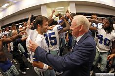 Jerry Jones....what can i say...fire yourself?