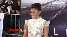 "Agnes Monica Rocks! the ""Oblivion"" Premiere in Los Angeles - HD Video"