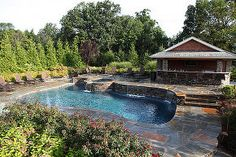 outstanding pools and spas 2013, outdoor living, pool designs, spas, Blu Sol Pools Bloomingdale NJ