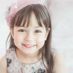 Cute Kids, Cute Babies, Baby Kids, Little Girl Photos, Little Girls, Jenna J, Ulzzang Kids, Asian Kids, Baby Family