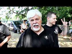 Captain Paul Watson is(s)t vegan! Sea Shepherd, Vegans, Music, Youtube, Musica, Musik, Muziek, Music Activities, Youtubers
