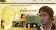 Descripton of Mr. Fitzwilliam Darcy - Pride & Prejudice (2005) #janeausten #joewright