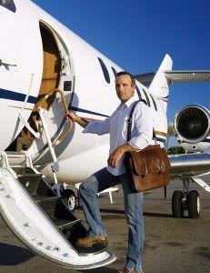 men boarding a plane - Google Search